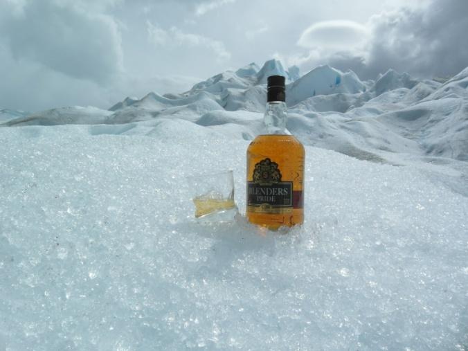 """Whisky on the Perito-Moreno Rocks"" gefällig?"